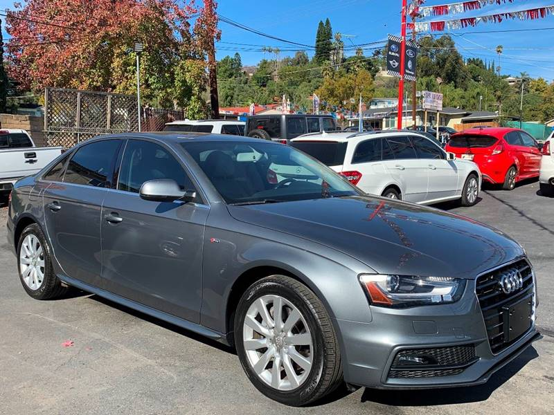 2015 Audi A4 for sale at Automaxx Of San Diego in Spring Valley CA