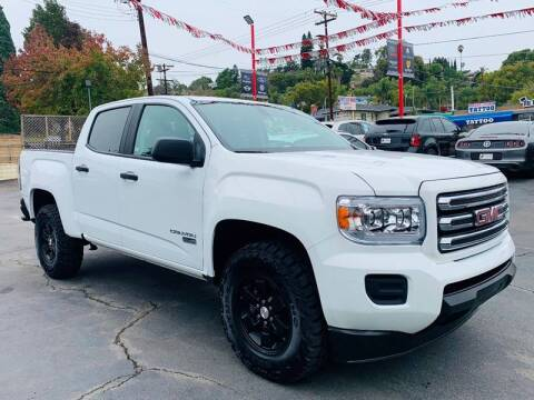 2017 GMC Canyon for sale at Automaxx Of San Diego in Spring Valley CA
