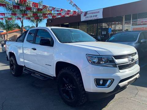 2016 Chevrolet Colorado for sale at Automaxx Of San Diego in Spring Valley CA