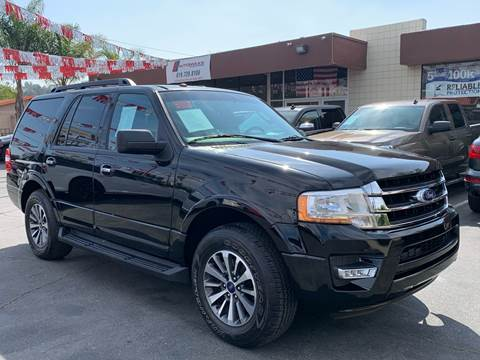 2016 Ford Expedition for sale at Automaxx Of San Diego in Spring Valley CA