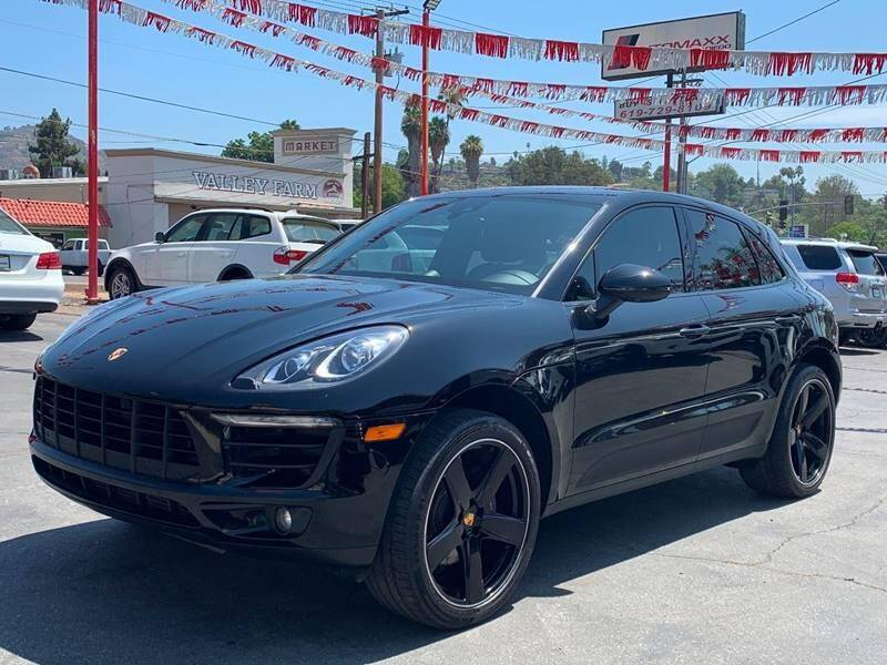 2017 Porsche Macan for sale at Automaxx Of San Diego in Spring Valley CA