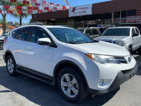2013 Toyota RAV4 for sale at Automaxx Of San Diego in Spring Valley CA