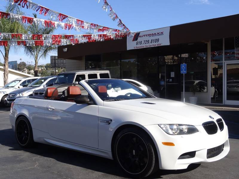 2011 BMW M3 for sale at Automaxx Of San Diego in Spring Valley CA