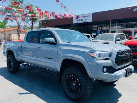 2020 Toyota Tacoma for sale at Automaxx Of San Diego in Spring Valley CA