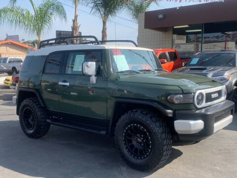 2014 Toyota FJ Cruiser for sale at Automaxx Of San Diego in Spring Valley CA