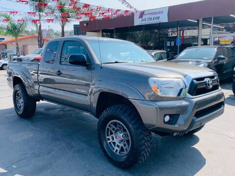 2013 Toyota Tacoma for sale at Automaxx Of San Diego in Spring Valley CA