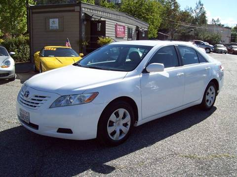 2007 Toyota Camry for sale at PSB Auto Sales in Grass Valley CA