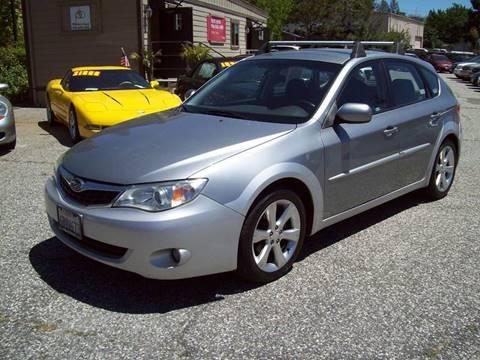 2008 Subaru Impreza for sale at PSB Auto Sales in Grass Valley CA