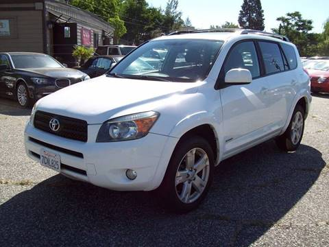 2006 Toyota RAV4 for sale at PSB Auto Sales in Grass Valley CA
