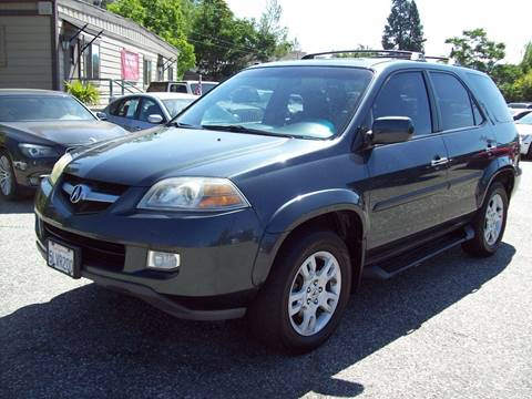 2005 Acura MDX for sale at PSB Auto Sales in Grass Valley CA