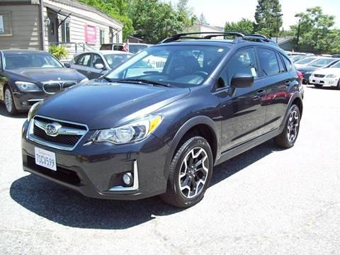 2016 Subaru Crosstrek for sale at PSB Auto Sales in Grass Valley CA