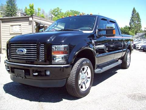 2008 Ford F-250 Super Duty for sale at PSB Auto Sales in Grass Valley CA