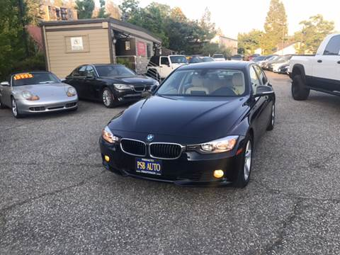 2013 BMW 3 Series for sale at PSB Auto Sales in Grass Valley CA