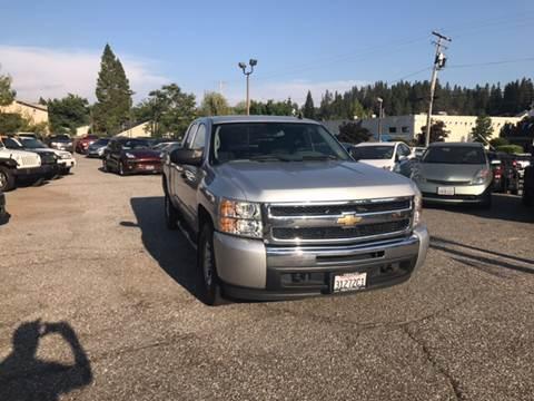 2011 Chevrolet Silverado 1500 for sale at PSB Auto Sales in Grass Valley CA