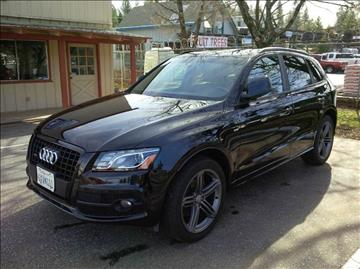 2012 Audi Q5 for sale at PSB Auto Sales in Grass Valley CA