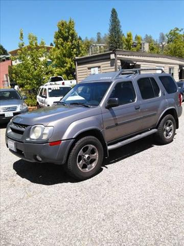 2004 Nissan Xterra for sale at PSB Auto Sales in Grass Valley CA