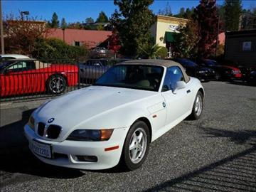1997 BMW Z3 for sale at PSB Auto Sales in Grass Valley CA