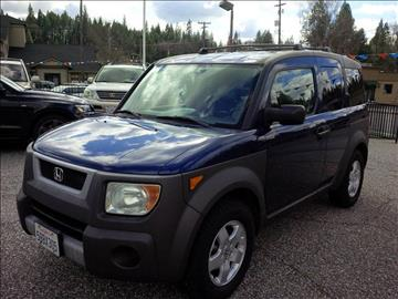 2003 Honda Element for sale at PSB Auto Sales in Grass Valley CA