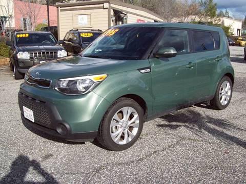 2014 Kia Soul for sale at PSB Auto Sales in Grass Valley CA