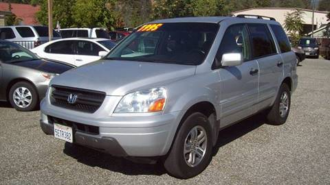 2004 Honda Pilot for sale at PSB Auto Sales in Grass Valley CA