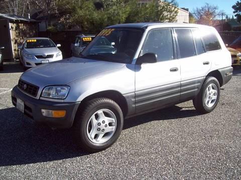 1998 Toyota RAV4 for sale in Grass Valley, CA
