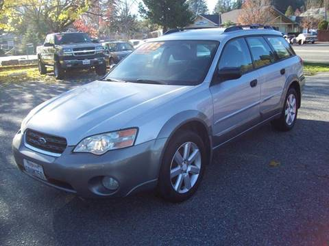 2006 Subaru Outback for sale at PSB Auto Sales in Grass Valley CA