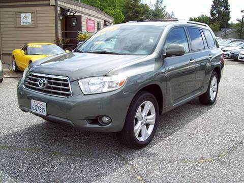 2009 Toyota Highlander for sale at PSB Auto Sales in Grass Valley CA