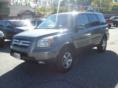 2007 Honda Pilot for sale at PSB Auto Sales in Grass Valley CA