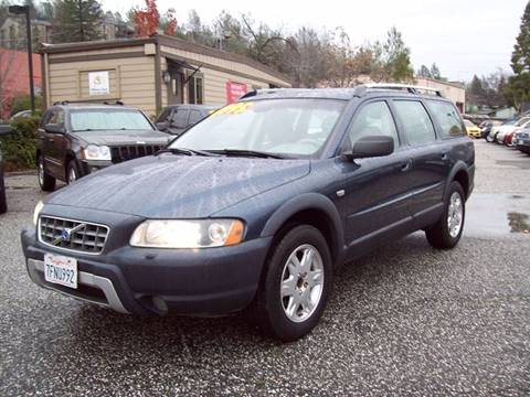 2005 Volvo XC70 for sale at PSB Auto Sales in Grass Valley CA