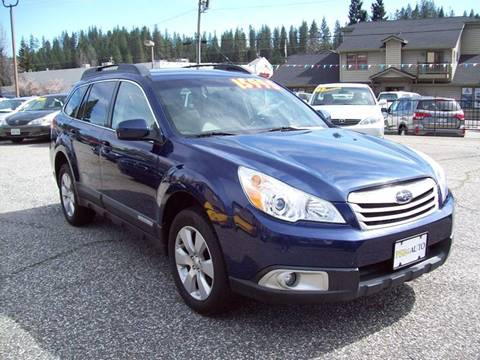 2010 Subaru Outback for sale at PSB Auto Sales in Grass Valley CA