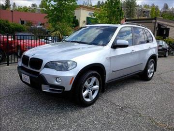 2009 BMW X5 for sale at PSB Auto Sales in Grass Valley CA
