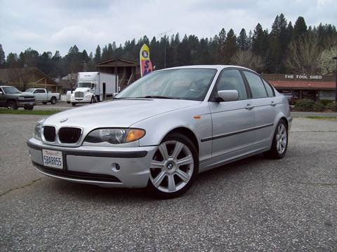 2002 BMW 3 Series for sale at PSB Auto Sales in Grass Valley CA