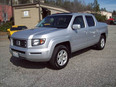2008 Honda Ridgeline for sale at PSB Auto Sales in Grass Valley CA