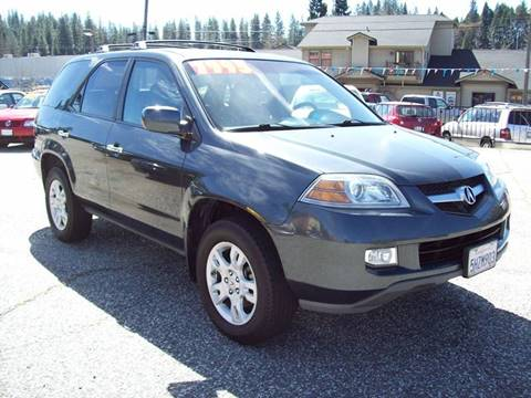 2004 Acura MDX for sale at PSB Auto Sales in Grass Valley CA