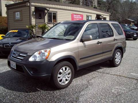 2006 Honda CR-V for sale at PSB Auto Sales in Grass Valley CA