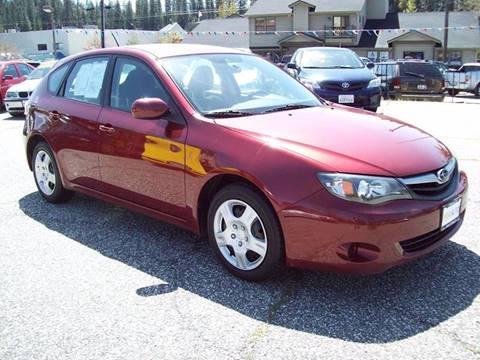 2010 Subaru Impreza for sale at PSB Auto Sales in Grass Valley CA