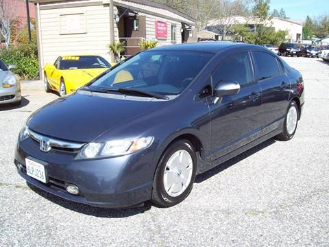 2007 Honda Civic for sale at PSB Auto Sales in Grass Valley CA