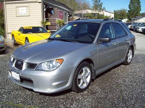 2006 Subaru Impreza for sale at PSB Auto Sales in Grass Valley CA