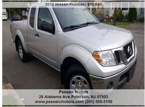 2010 Nissan Frontier for sale in Paterson, NJ