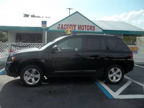 2017 Jeep Compass for sale at Jacoby Motors in Fort Myers FL