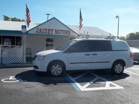 2012 RAM C/V for sale at Jacoby Motors in Fort Myers FL