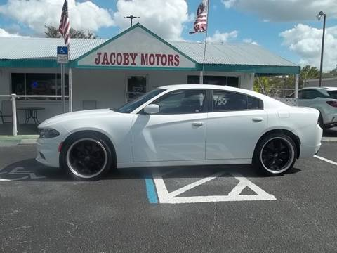 2015 Dodge Charger for sale at Jacoby Motors in Fort Myers FL