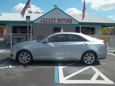 2014 Cadillac ATS for sale at Jacoby Motors in Fort Myers FL
