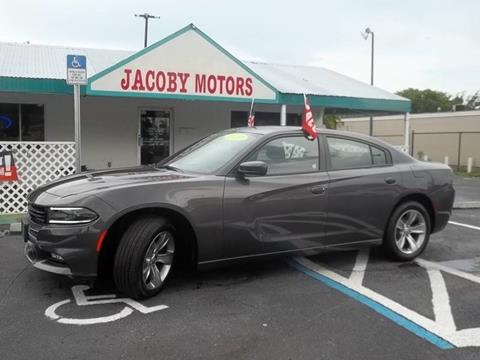 2017 Dodge Charger for sale at Jacoby Motors in Fort Myers FL