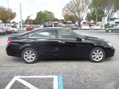 2007 Lexus ES 350 for sale at Jacoby Motors in Fort Myers FL