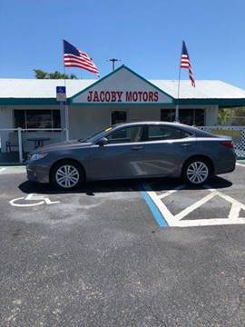 2014 Lexus ES 350 for sale at Jacoby Motors in Fort Myers FL
