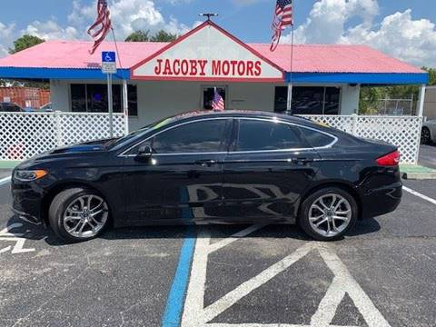 2019 Ford Fusion for sale in Fort Myers, FL