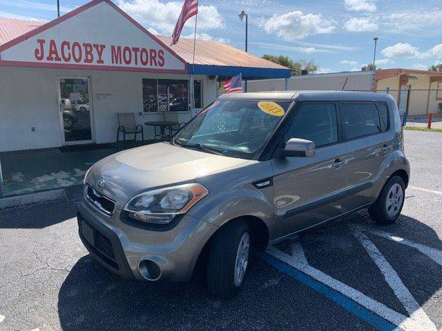 2013 Kia Soul for sale at Jacoby Motors in Fort Myers FL