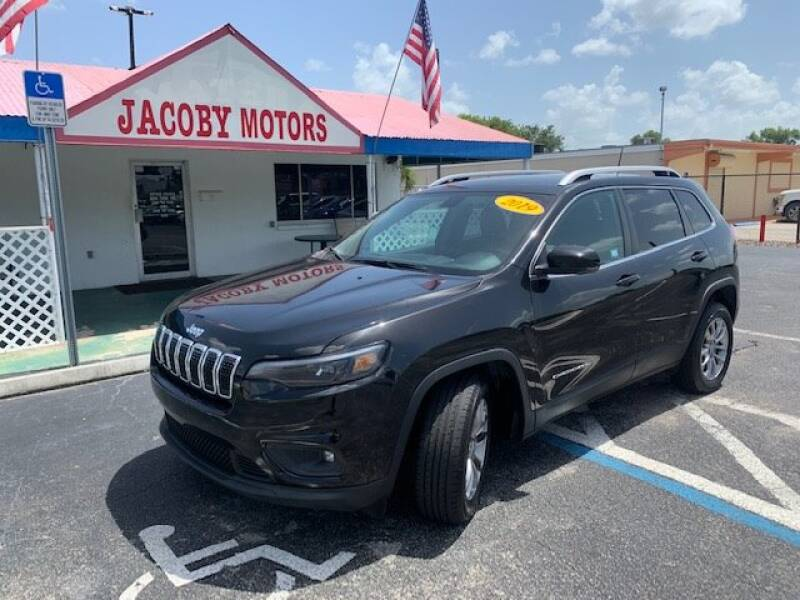 2019 Jeep Cherokee for sale at Jacoby Motors in Fort Myers FL