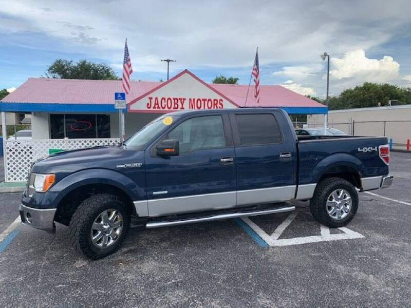 2013 Ford F-150 for sale at Jacoby Motors in Fort Myers FL